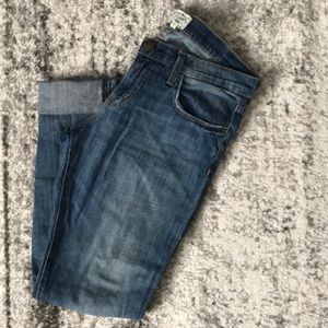 Current/Elliott Rolled skinny Jean